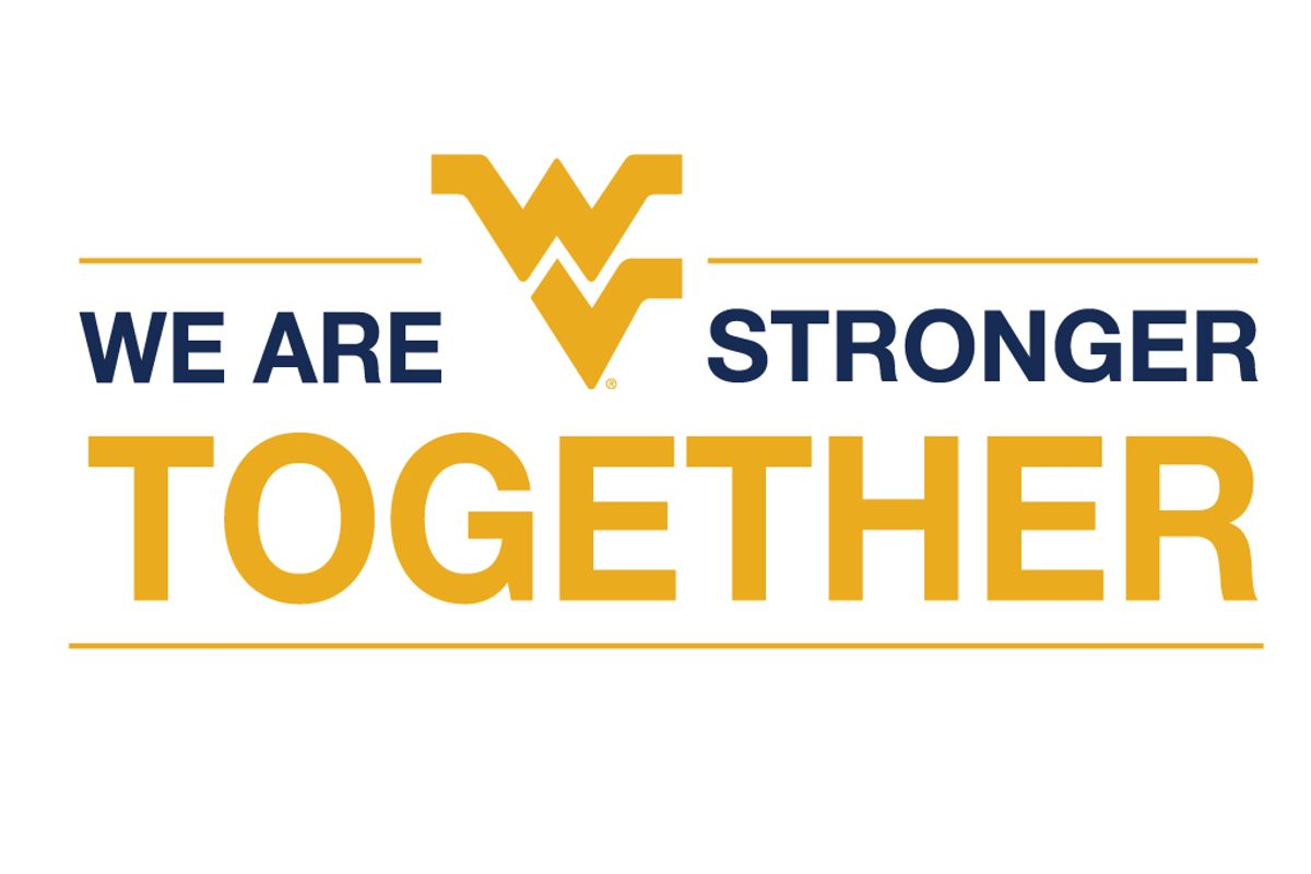 We Are Stronger Together logo